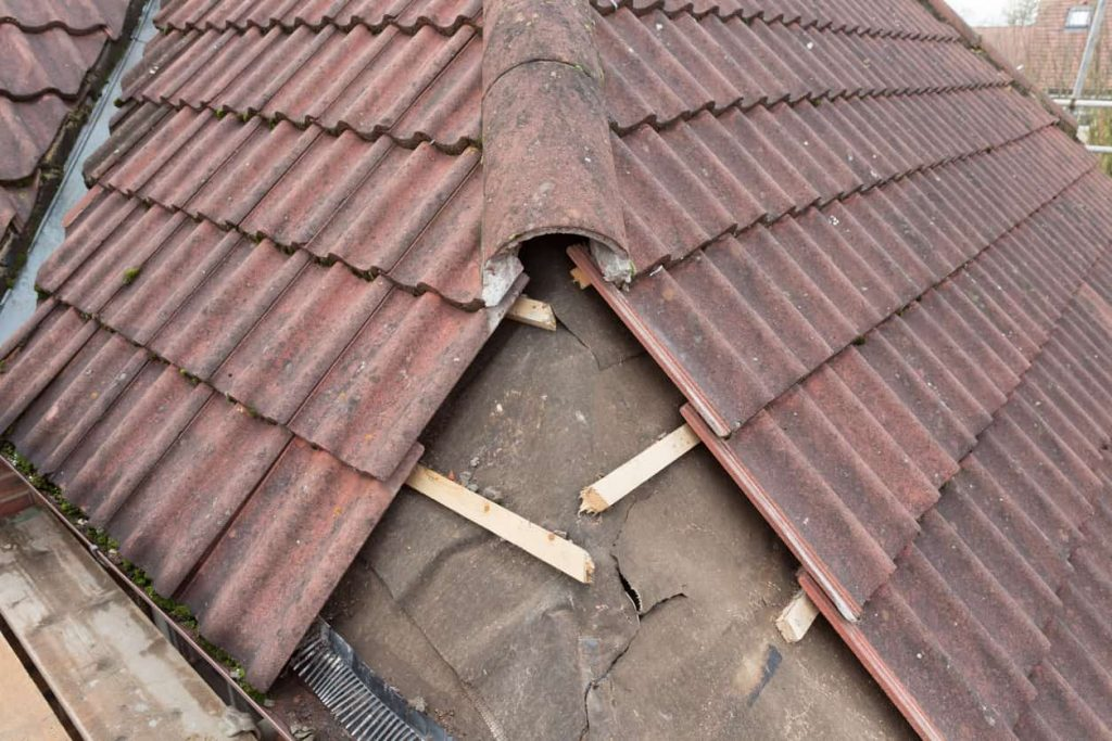 roof repair by fife roofers