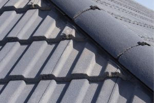 roof ridge repair