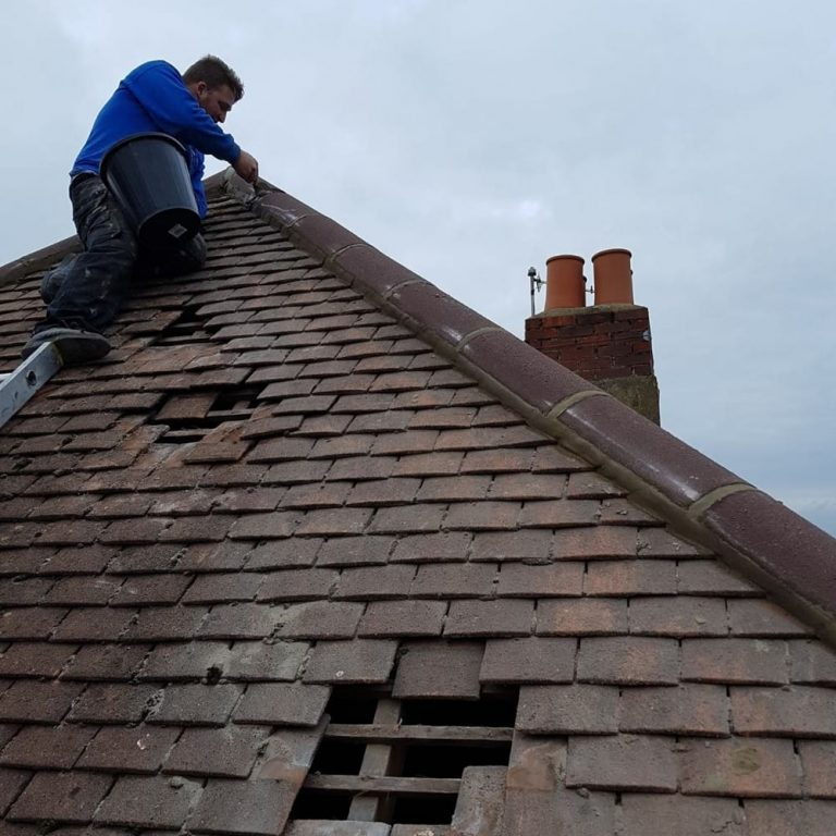 roof repairs near you in fife