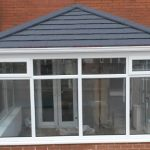 new conservatory roofing